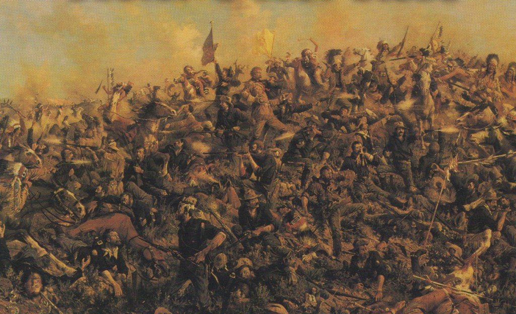 Custer and The Indian Wars 1865-90