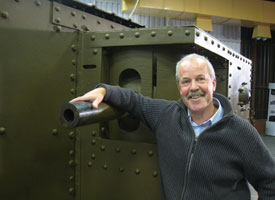 Bovington Tank Museum's 'Out of Hours' Lectures on 'Tank Men'