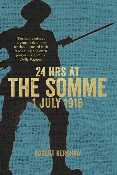 robert kershaw books Somme_cover 2