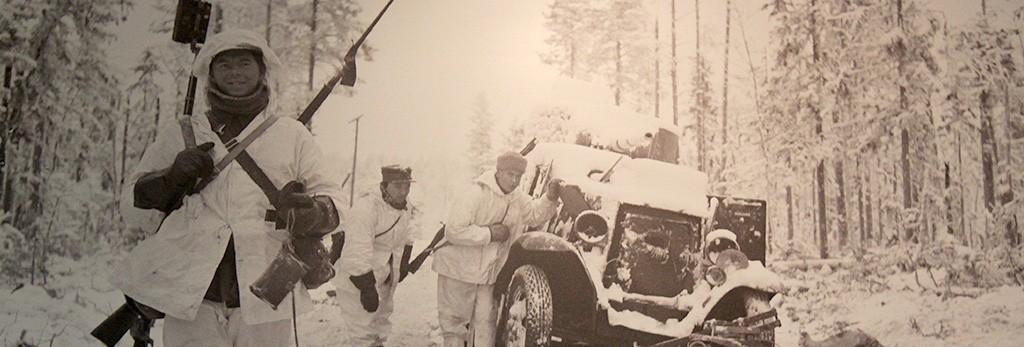 Winter War 'White Death' – The Russo-Finnish War 1939-40