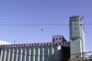The Grain Elevator today.