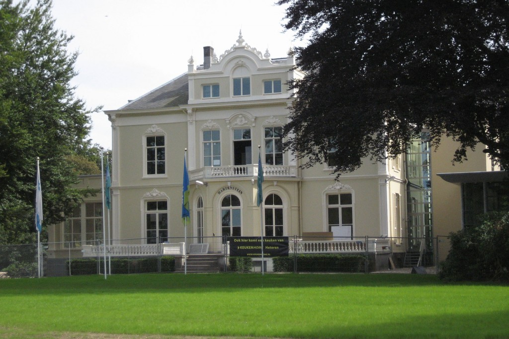The Hartenstein Hotel, 1st Airborne Division Headquarters today